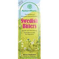 Nature Works - Swedish Bitters - 33.8 Oz