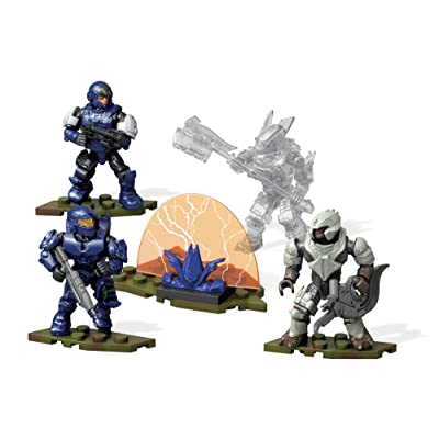 Mega Construx Halo UNSC Brute Skirmish Building Set: Toys & Games