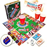 """Drink-A-Palooza: The """"Monopoly"""" of Drinking Games, Board Games & Party Games"""