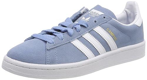 Adidas Campus J, Zapatillas de Deporte Unisex niño, Azul (Azucen Ftwbla 000), 37 1/3 EU: Amazon.es: Zapatos y complementos