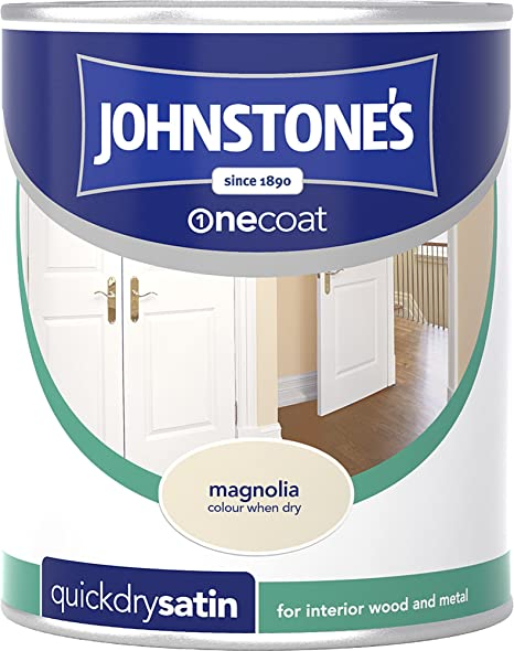 Johnstone's 303912 One Coat Satin Paint
