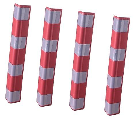 FCP-Rx4 Protectores de espuma para esquinas de 10 cm x 10 cm x 80