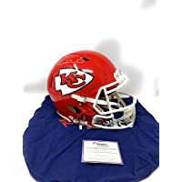 $799 » Patrick Mahomes Kansas City Chiefs Signed Autograph Speed Authentic Proline Full Size Helmet Fanatics Authentic Certified