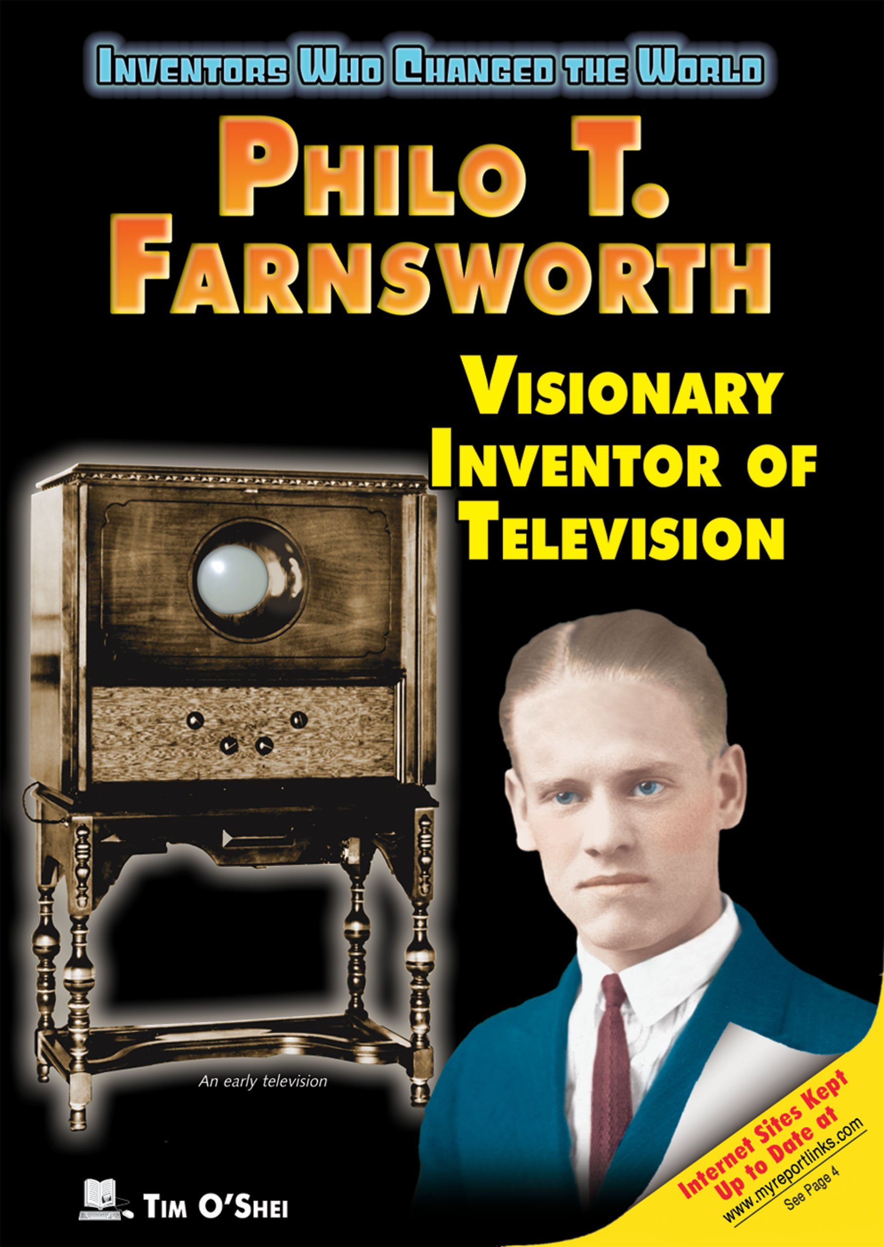 Philo T. Farnsworth: Visionary Inventor of Television (Inventors ...