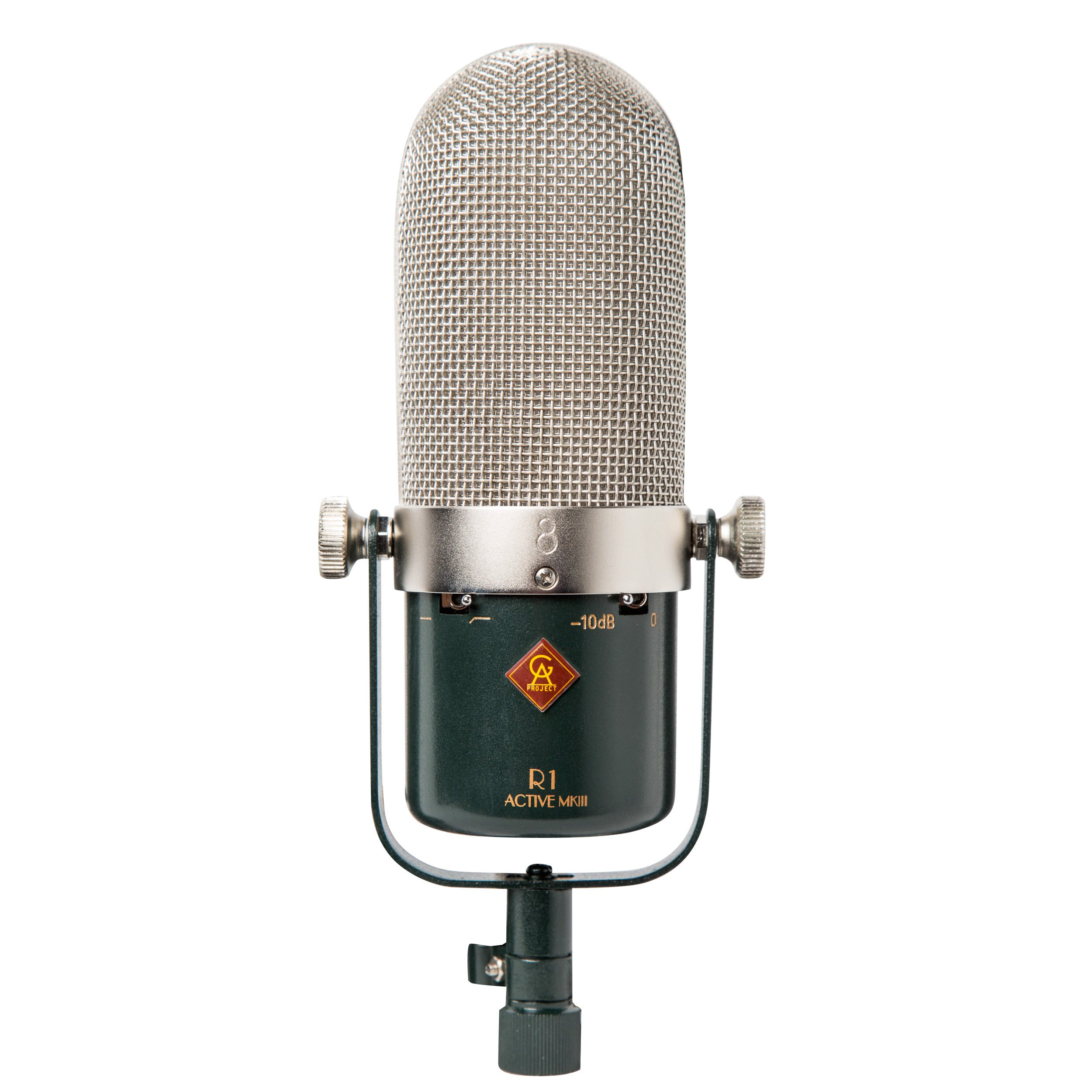Golden Age Project R1 Active Mk3 Active Ribbon Microphone (Repack)