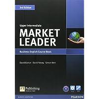 Market Leader Upper Intermediate Coursebook (with DVD-ROM incl. Class Audio)