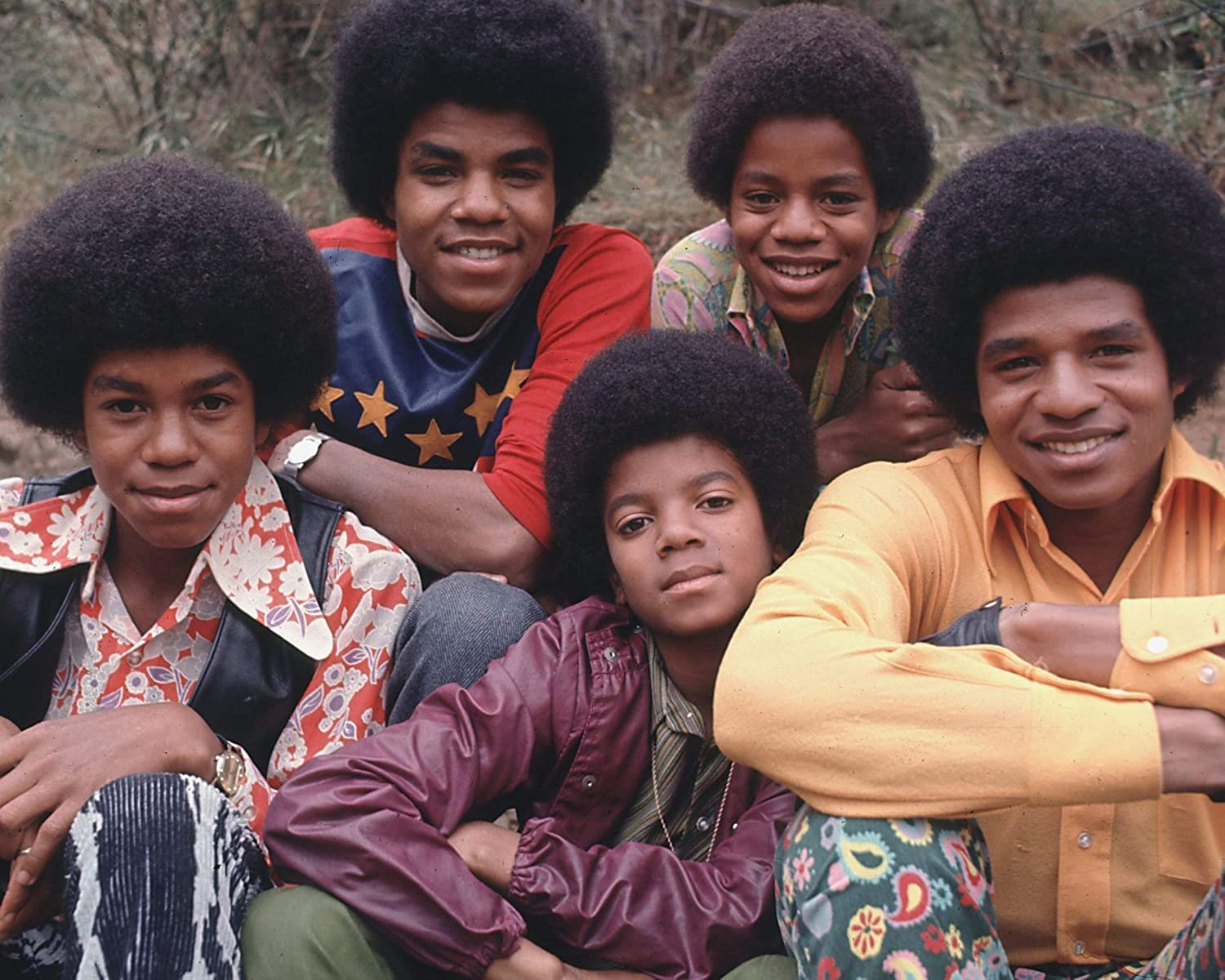 The Jackson 5 8x10 Photo Picture Image #2 *SHIPS FROM USA* Michael 8 x 10