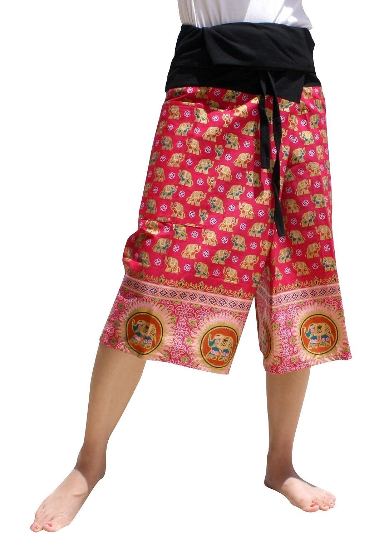 魅力的な Raan Pah Muang PANTS メンズ Muang B07G4CSMCL X-Large|Elephants Pah - Pink メンズ Elephants - Pink X-Large, 豊貿易:7d4092b5 --- fitnessmarathi.com