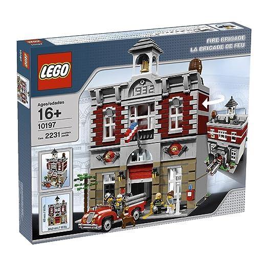 50 opinioni per LEGO Speciale Collezionisti 10197- Fire Brigade