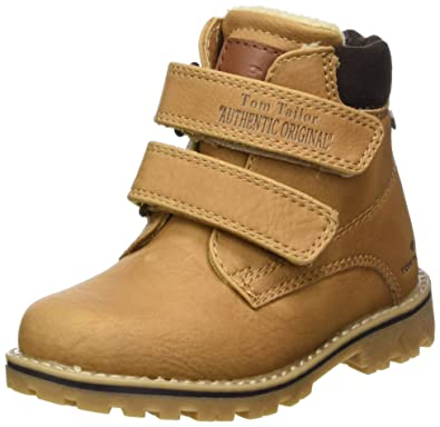 free shipping cdd9e 7aa9a Tom Tailor Boys'' 3770501 Boots Braun (Camel) 12.5UK Child ...