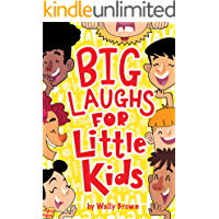 Big Laughs For Little Kids: Funny Jokes for Children ages 5-7 (English Edition)
