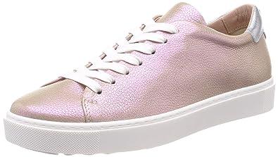 Marc Cain Damen GB SH.11 L28 Sneaker, Rosa (Shell), 37 EU