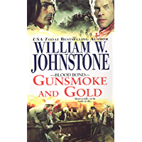 Gunsmoke and Gold (Blood Bond Book 4) book cover