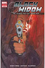 Black Widow: The Things They Say About Her (2005-2006) #2 (of 6) Kindle Edition