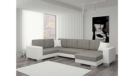JUSThome Justyou Marco II sofá de Esquina panorámica Sofa ...