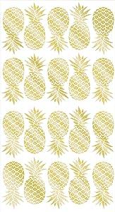 Wall Pops WPK1908 Pineapple Wall Art Kit
