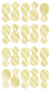 Wall Pops WPK1908 Pineapple Art Kit