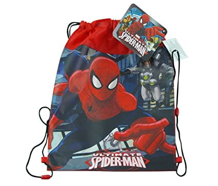 Amazon.com  Spiderman Sling Bag  Mars Distributors 2d85804b9399e