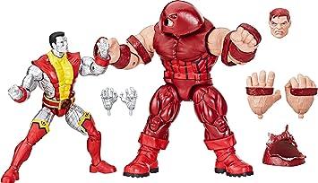 Hasbro Marvel Legends 80th Anniversary X-Men Colossus & Juggernaut ...