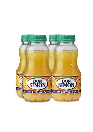 Don Simon - Néctar - Zumo de naranja - 4 x 200 ml