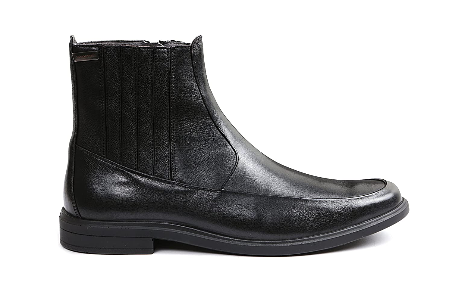 Sledgers - Dallas Leather Mens Smart Formal Boot (6, Black): Amazon.co.uk:  Shoes & Bags