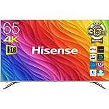 ハイセンス 65V型 4K対応液晶テレビ HDR対応 -外付けHDD録画対応(裏番組録画)/メーカー3年保証- 65A6500