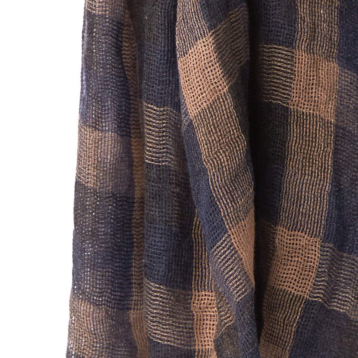 Uniross Mens Checked Scarf