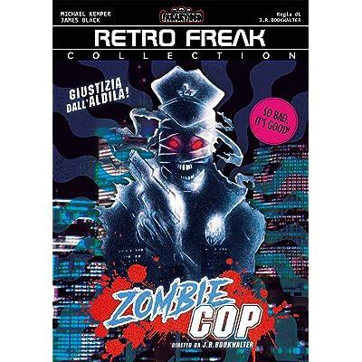 Zombie Cop [Italia] [DVD]