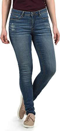 Detalles: Alta calidad: modernos jeans de dama de la casa BLEND SHE, confort: calidad de material su