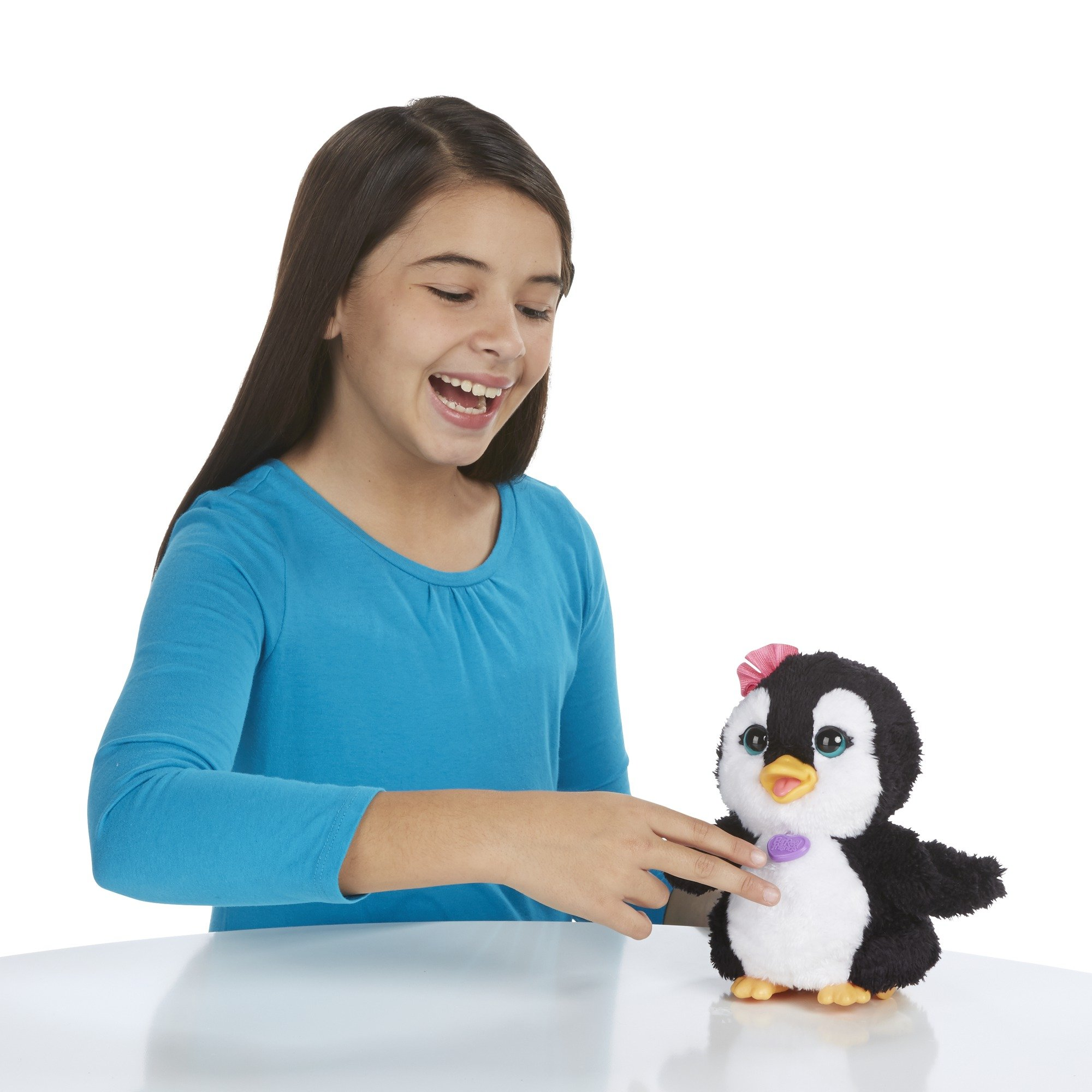 FurReal Friends Happy to See Me Pets Piper, My Dancing Penguin Pet by FurReal (Image #4)