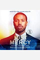 Just Mercy (Movie Tie-In Edition, Adapted for Young Adults): A True Story of the Fight for Justice Audible Audiobook