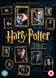 Harry Potter - Complete 8-Film Collection (2016 Edition) [Includes Digital Download] [DVD + UV Copy]