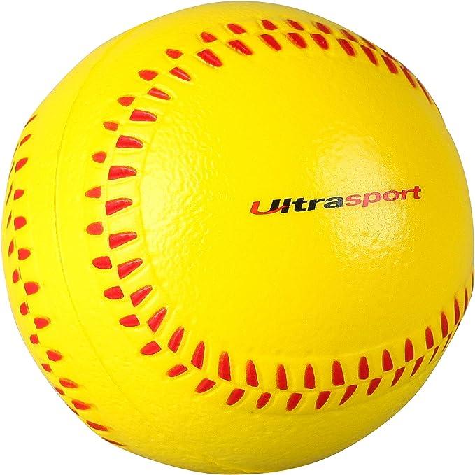 Ultrasport 331500000661 Pelota Blanda de gomaespuma, Unisex Adulto ...