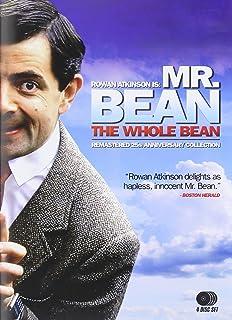 Amazon the best of mr bean rowan atkinson teddy robin mr bean the whole bean complete series solutioingenieria Image collections