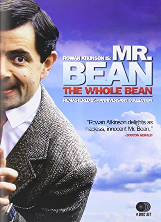 Amazon mr bean the whole bean complete series rowan mr bean the whole bean complete series solutioingenieria Gallery