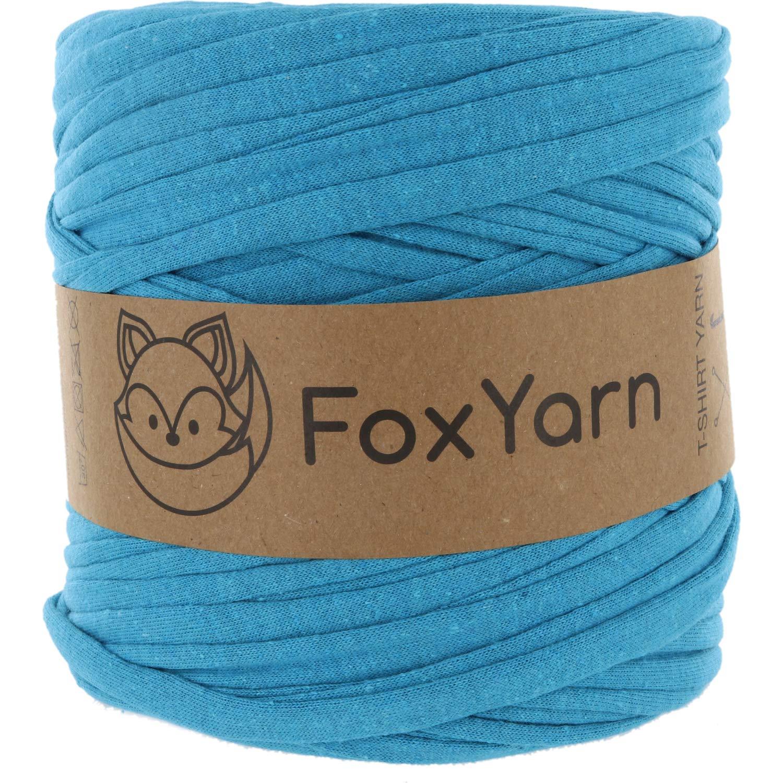 T-Shirt Yarn Cotton Fettuccini Zpagetti Highest Quality ~ 1.4 lbs (700g) and 140 Yards Long (~120 Meter) Sewing Knitting Crochet T Shirt Yarn