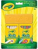 Crayola - 98268 - Kit Craies et Brosses - Loisir Créatif
