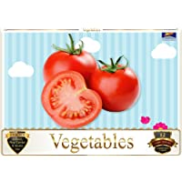 Topper : Kiddies Flash Cards - Vegetables
