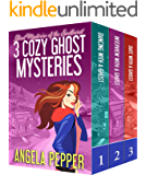 Ghost Mysteries of the Southwest (Complete Series - 3 Cozy Ghost Mysteries)
