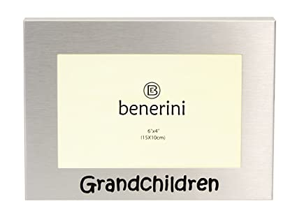 Amazon.com - benerini Grandchildren - Photo Picture Frame Gift ...