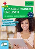 PONS Digital Vokabeltrainer Englisch: Der interaktive Premium-Vokabeltrainer für Smartphone, Tablet und Computer