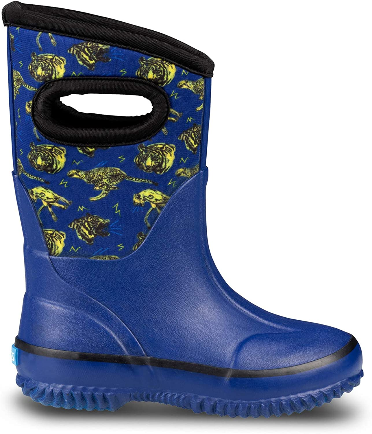 Kids Snow Boots for Girls and Boys ZOOGS All-Weather Toddler Rain Boots