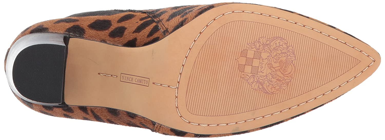 Vince Camuto Women's BRITSY2 Ankle Boot Natural B07239G7VQ 5.5 B(M) US|Bold Natural Boot 4de12a