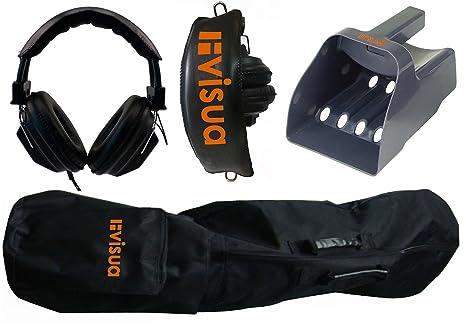 Kit de accesorios premium Visua para detectores de metales - Grande