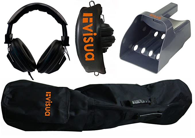 Kit de accesorios premium Visua para detectores de metales: Amazon.es: Electrónica