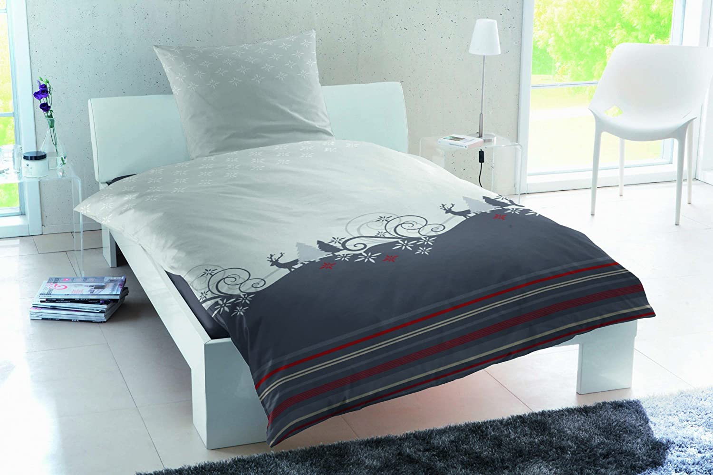 weihnachts bettw sche 155x220 alte bettw sche entsorgen w schest nder f r bett 140 ein oder. Black Bedroom Furniture Sets. Home Design Ideas
