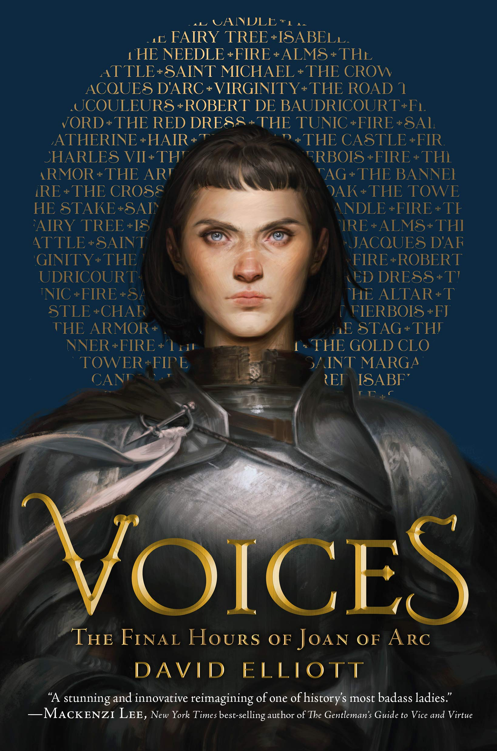 Amazon.com: Voices: The Final Hours of Joan of Arc (9781328987594 ...