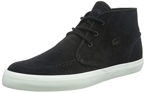 690a84da8fed5 Lacoste Men  s Sevrin MID 316 1 CAM BLK High-top Trainers