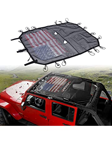 Amazon com: Jeep Soft Tops - Tops & Roofs: Automotive