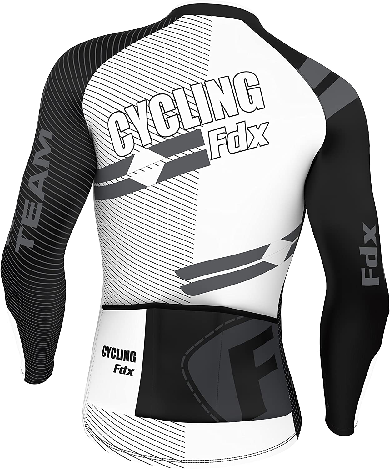Asvert Mens Cycling Clothing Set Spring Autumn Breathable Quick-dry Sportswear Suit Men and Women Cycling Jersey Road Mountain Bike Riding Outdoor Full Zip Long Sleeve Tops and Pants,Neutral M-3XL